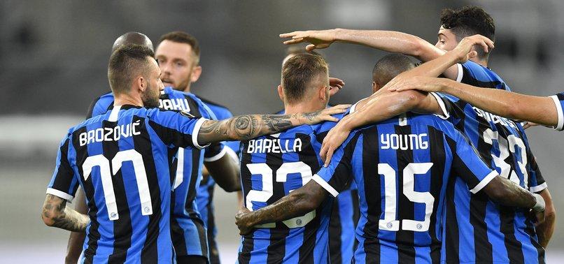 UEFA Avrupa Ligi: Inter 2-1 Bayer Leverkusen | MAÇ SONUCU ...