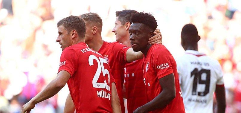 Bayern Münih'ten Mainz'e farklı tarife