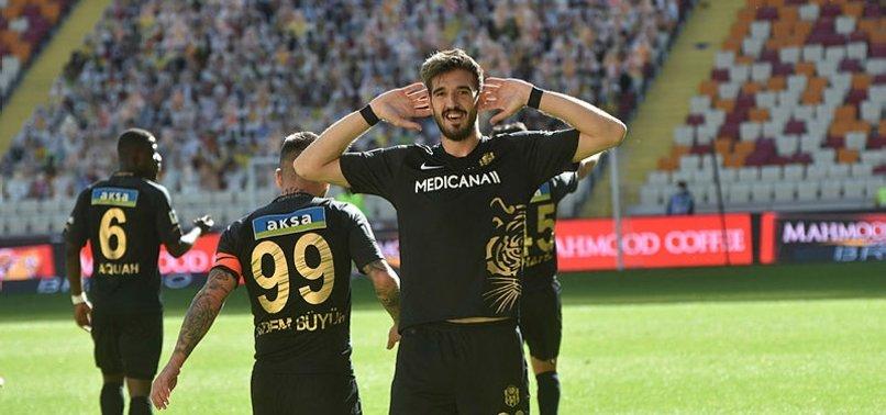 Yeni Malatyaspor evinde fire vermedi! Yeni Malatyaspor Denizlispor: 2-0 (MAÇ SONUCU - ÖZET)