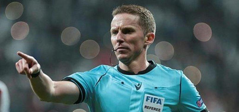 PSV-Galatasaray maçını Alejandro Hernandez yönetecek!