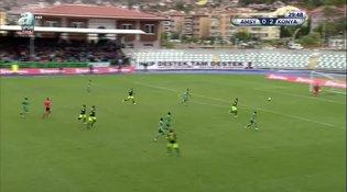 Y. Amasyaspor 0 - 3 A. Konyaspor