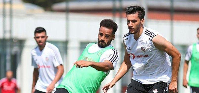 Beşiktaş'ta Çaykur Rizespor maçı hazırlıkları