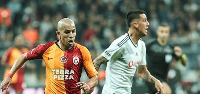 Galatasaray içerde iyi Beşiktaş deplasmanda kötü