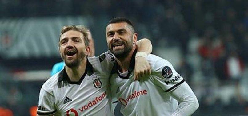 Beşiktaş'ta şok sakatlık! Kadrodan çıkarıldı...