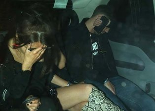 Yıldız futbolcu gözaltına alındı! Bu görüntülerin ardından...