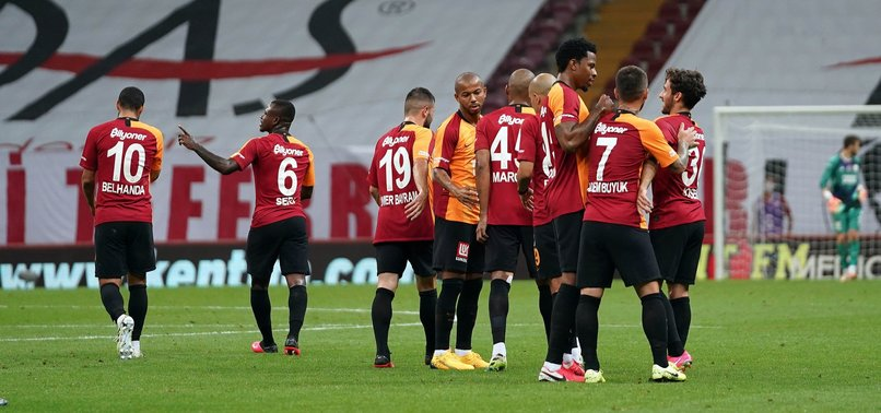 Galatasaray'da ayrılık rüzgarı Marcalo Saracchi için esiyor!