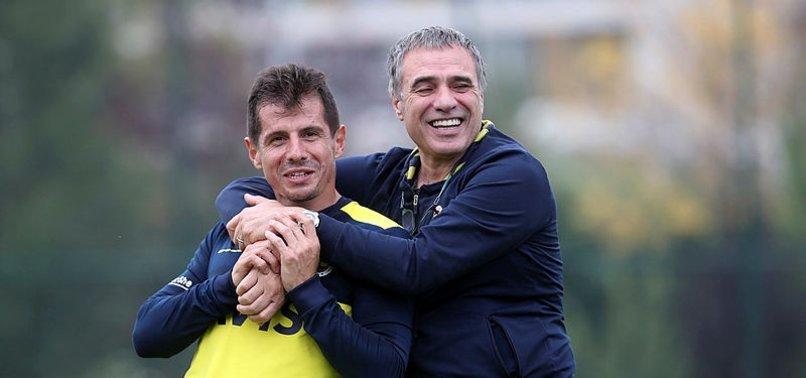 Fenerbahçe'de Emre sevinci