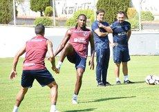 Trabzonsporda Sivasspor hazırlıkları