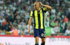 Aatıfdan Fenerbahçeye veda mesajı