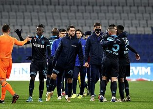 Başakşehir maçı sonrası Trabzonspor'a büyük övgü! 3 puandan daha fazlası