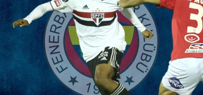 Fenerbahçe'nin yeni gözdesi Sao Paulo'da forma giyen Talles Costa!