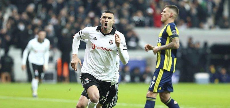 Beşiktaş'ın 2000. maç heyecanı