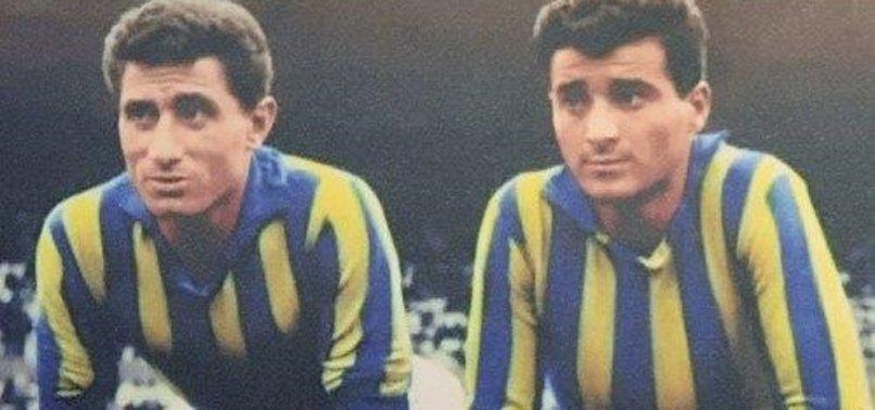 Fenerbahçe'nin efsane futbolcusuŞeref Hashayatını kaybetti