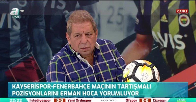 Erman Toroğlu net konuştu: Pozisyon penaltı!