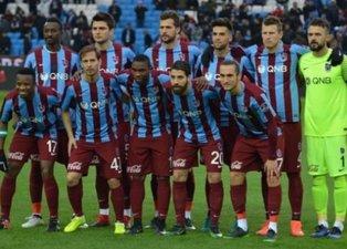 İşte Trabzonsporun muhtemel 11i