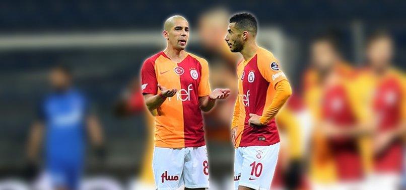 Tanju Çolak'tan Belhanda ve Feghouli'ye sert ifadeler! Siz kimsiniz?