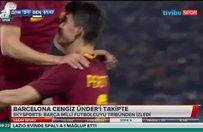 Barcelona Cengiz Ünderi takipte