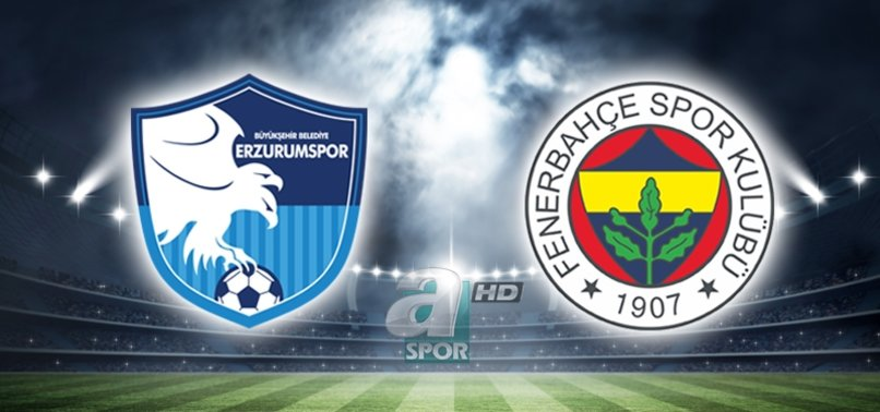 CANLI l BB Erzurumspor - Fenerbahçe
