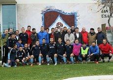 Trabzonspor yönetimi, 1461 Trabzon'u ziyaret etti