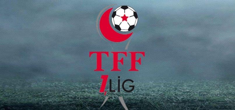TFF 1. Lig takımına corona şoku!