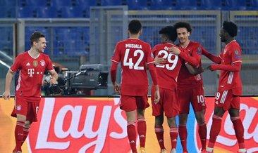 Bayern deplasmanda rahat kazandı!
