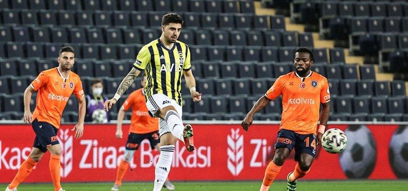 Başakşehir'de Fenerbahçe maçı öncesi 3 eksik!