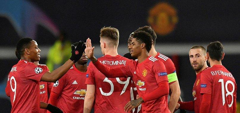 Manchester United 5-0 RB Leipzig | Maç sonucu | Rashford'dan hat-trick ManU'dan farklı skor