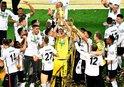 Almanya Kupasını Eintracht Frankfurt kazandı