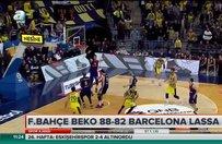 Fenerbahçe Beko Barcelona Lassa'yı devirdi