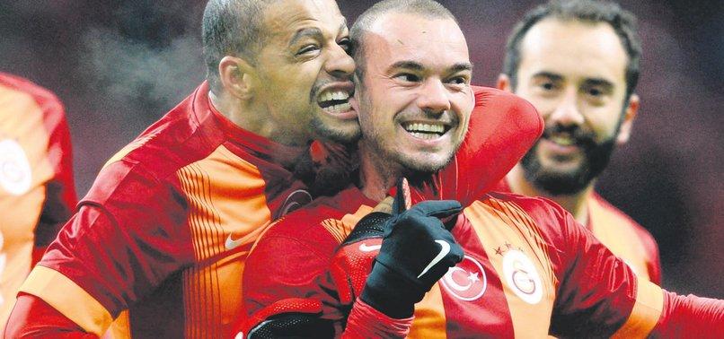 Galatasaray'da kalpler gümbür gümbür