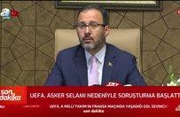 UEFA'yı sporun ruhuna uymaya davet ediyorum