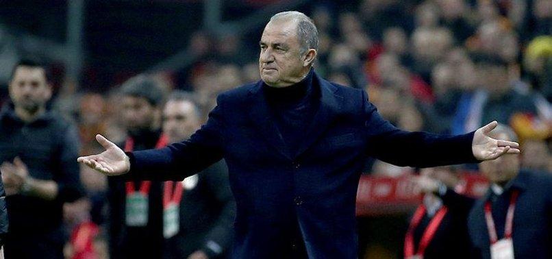 Galatasaray'da tek hedef şampiyonluk