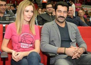 Kenan İmirzalıoğlu ile Sinem Kobal'ın bebekleri Lalin ilk kez görüntülendi! İşte o kareler...