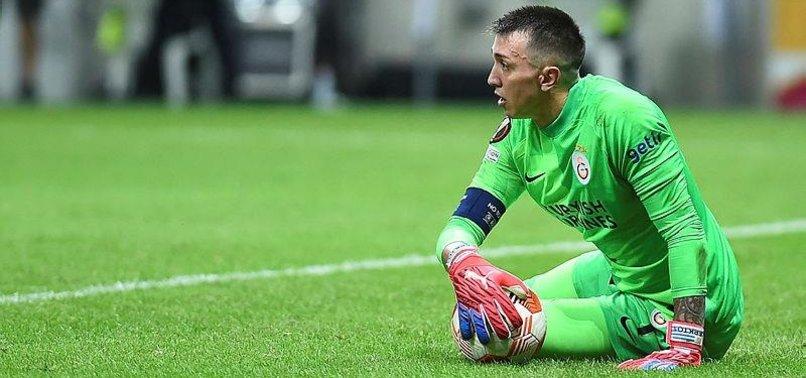 Kayserispor Galatasaray maçı sonrası Muslera'dan mağlubiyet sözleri!