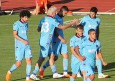Trabzonspordan tek gollü prova