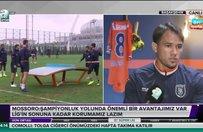 Mossoro: Geçen seneki Galatasaray maçı...