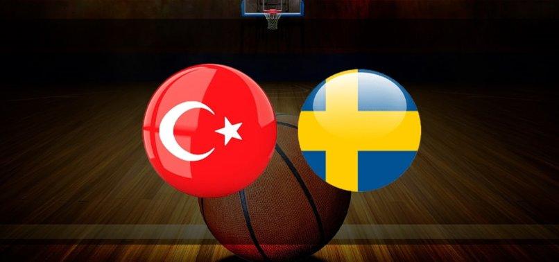 Türkiye-İsveç | CANLI