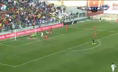 Göztepe 1-1 Antalyaspor