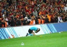Galatasaraya büyük ceza yolda