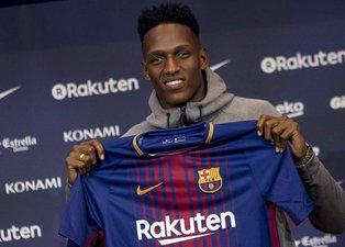 Yerry Minada sona doğru... Barcelona ile anlaşma sağlandı!
