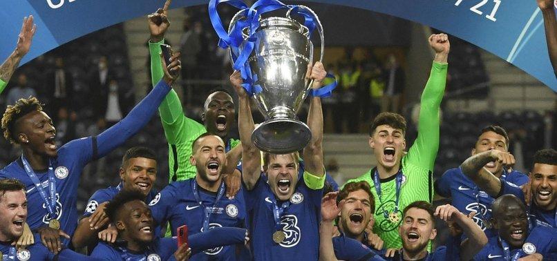 Manchester City 0 - 1 Chelsea (MAÇ SONUCU - ÖZET) | UEFA Şampiyonlar Ligi finali