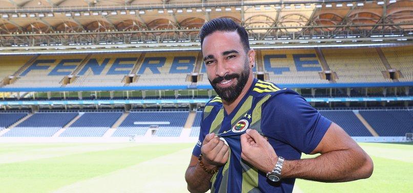 Adil Rami resmen Fenerbahçe'de! İşte sözleşme detayları