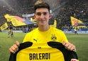 Borussia Dortmunda Arjantinli savunmacı