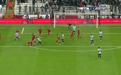 Beşiktaş 3 - 0 24 Erzincanspor | MAÇ ÖZETİ