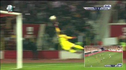 Kahramanmaraşspor 2-0 Konyaspor