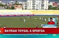Bayram Toysal Hatayspor'dan ayrılışını değerlendirdi