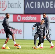 Beşiktaş, Kardemir Karabükspor maçı hazırlıklarına başladı