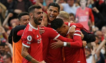 Ronaldo şov yaptı Man. United kazandı!