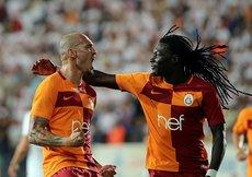Galatasarayda Maicona Rusyadan talip çıktı