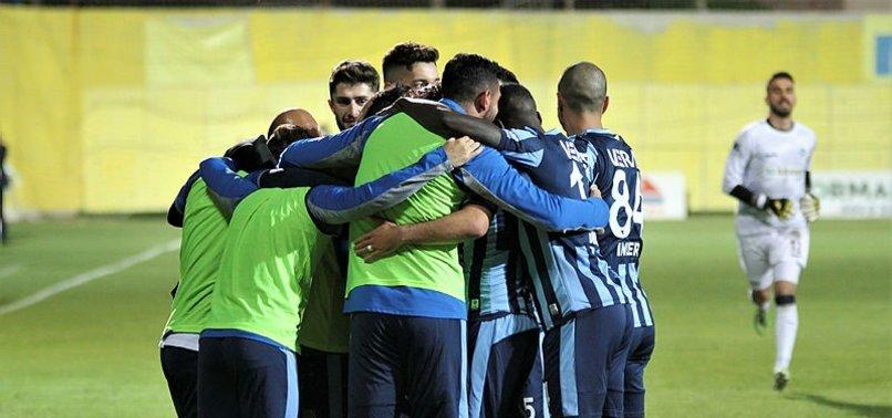 Menemenspor 1-4 Adana Demirspor (MAÇ SONUCU-ÖZET)
